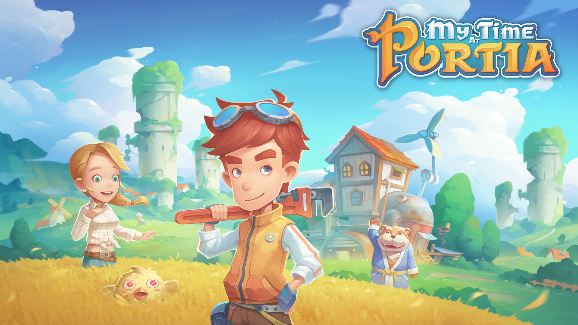 My Time At Portia is leaving early access!