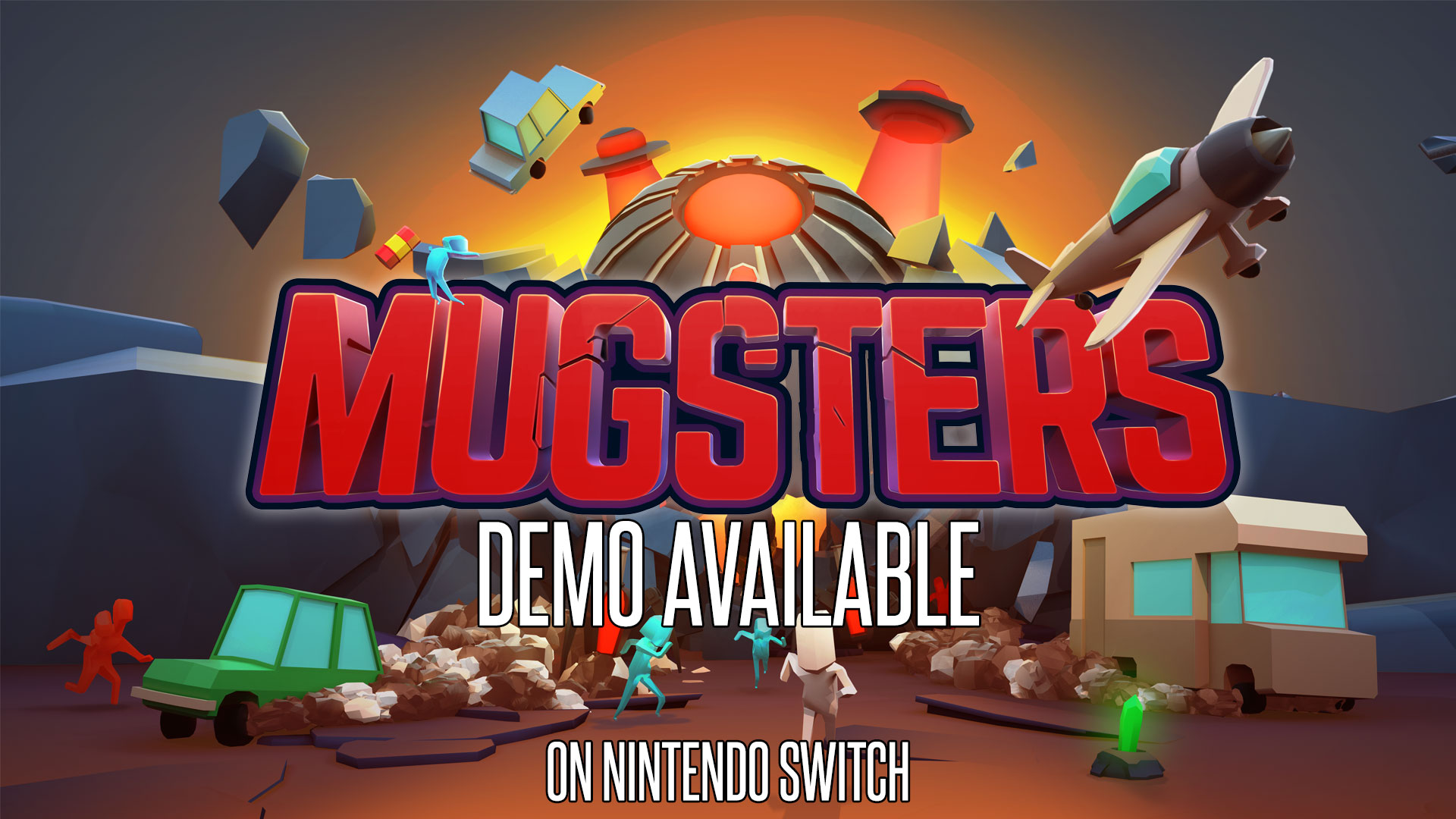 Mugsters Demo Available Now on Nintendo Switch