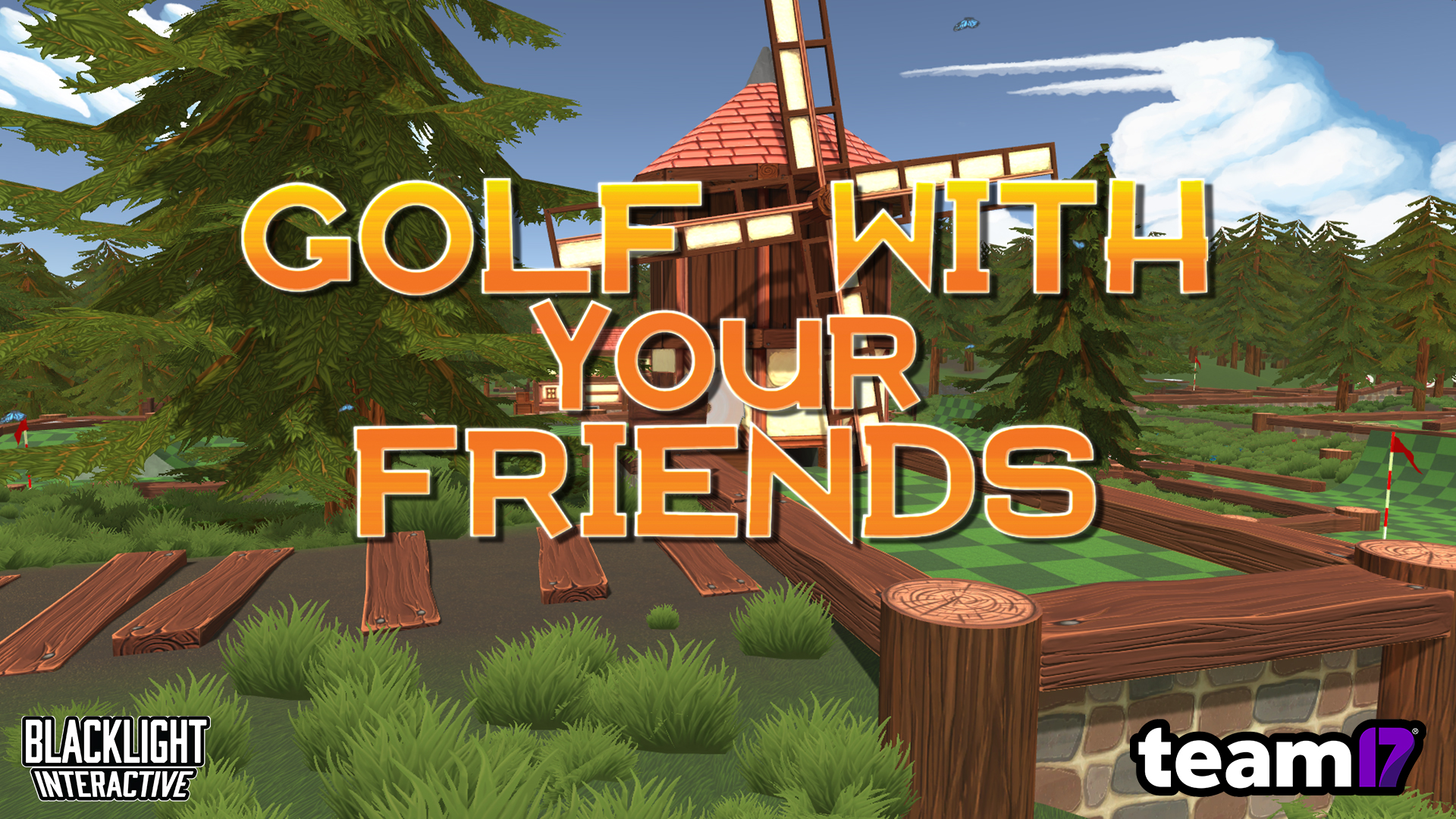 Team17 joins Blacklight Interactive on the course for Golf With Your Friends
