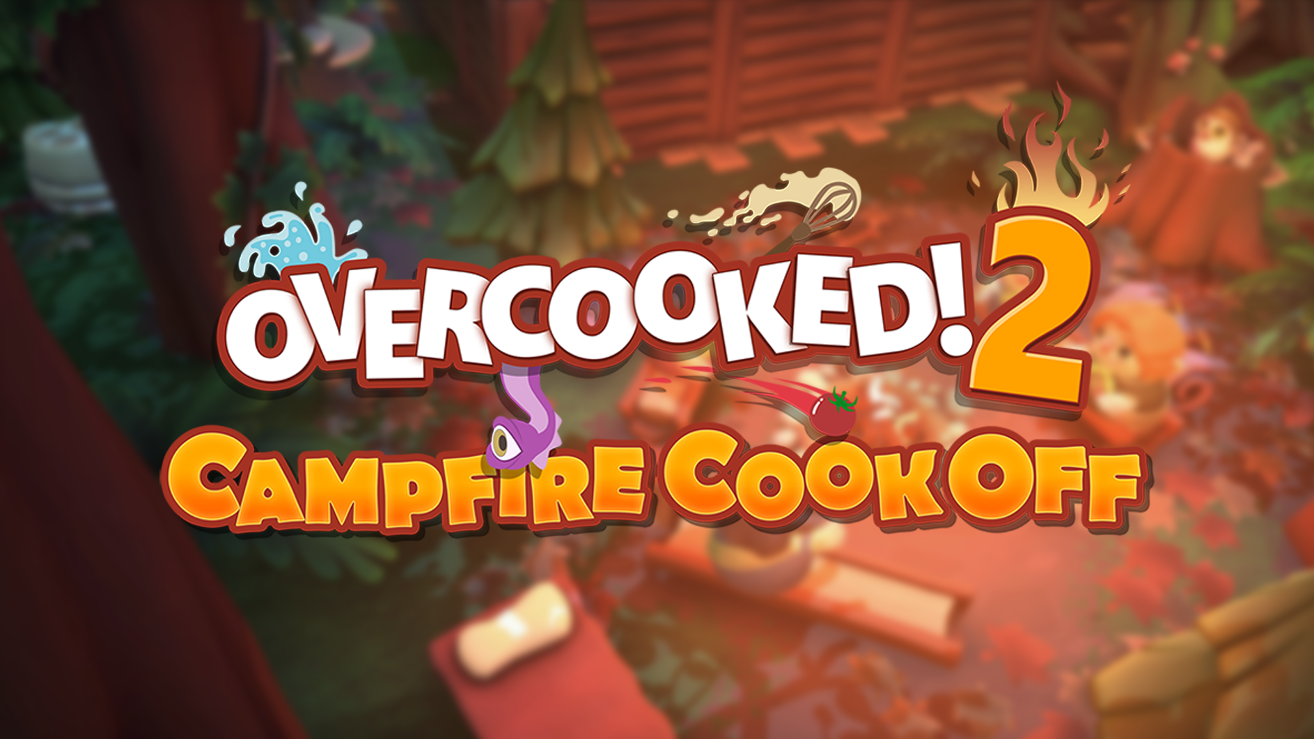 Overcooked! 2 – Announcing Campfire Cook Off!