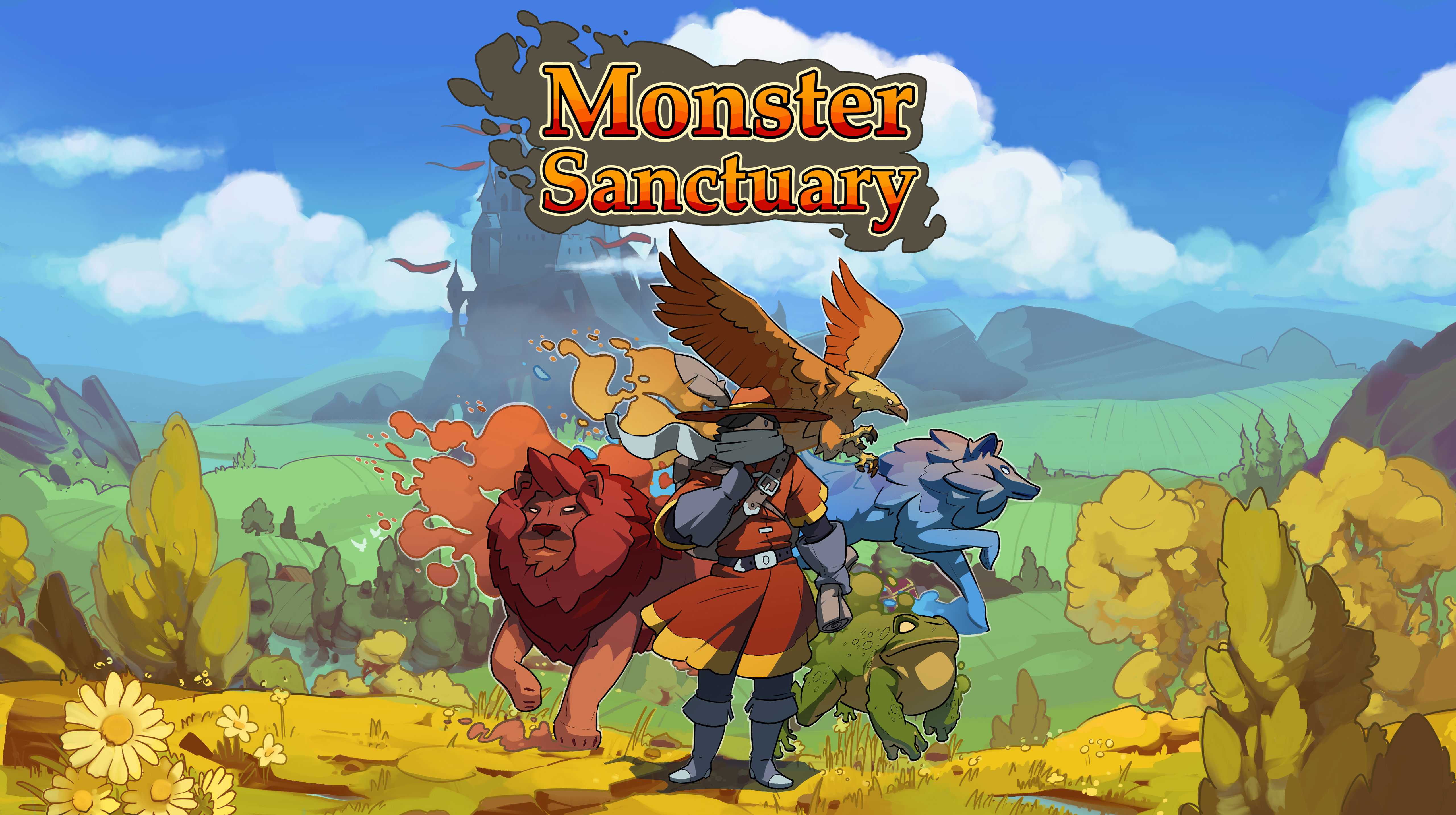 Updated Monster Sanctuary Demo Live Now!