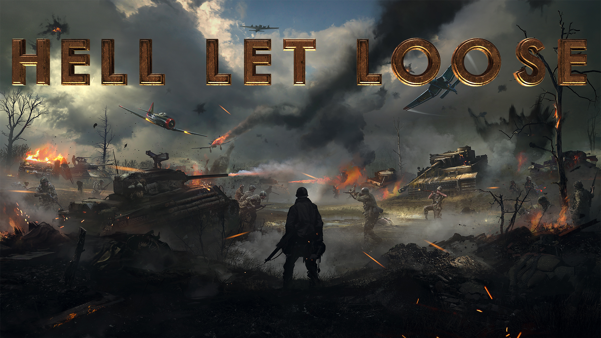 Hell Let Loose – Steam Early Access Launch Date & Pre-order!