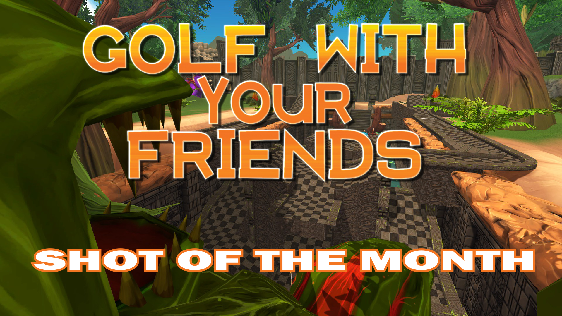 Win A Golf With Your Friends Steam Key With Our Shot Of The Month Competition