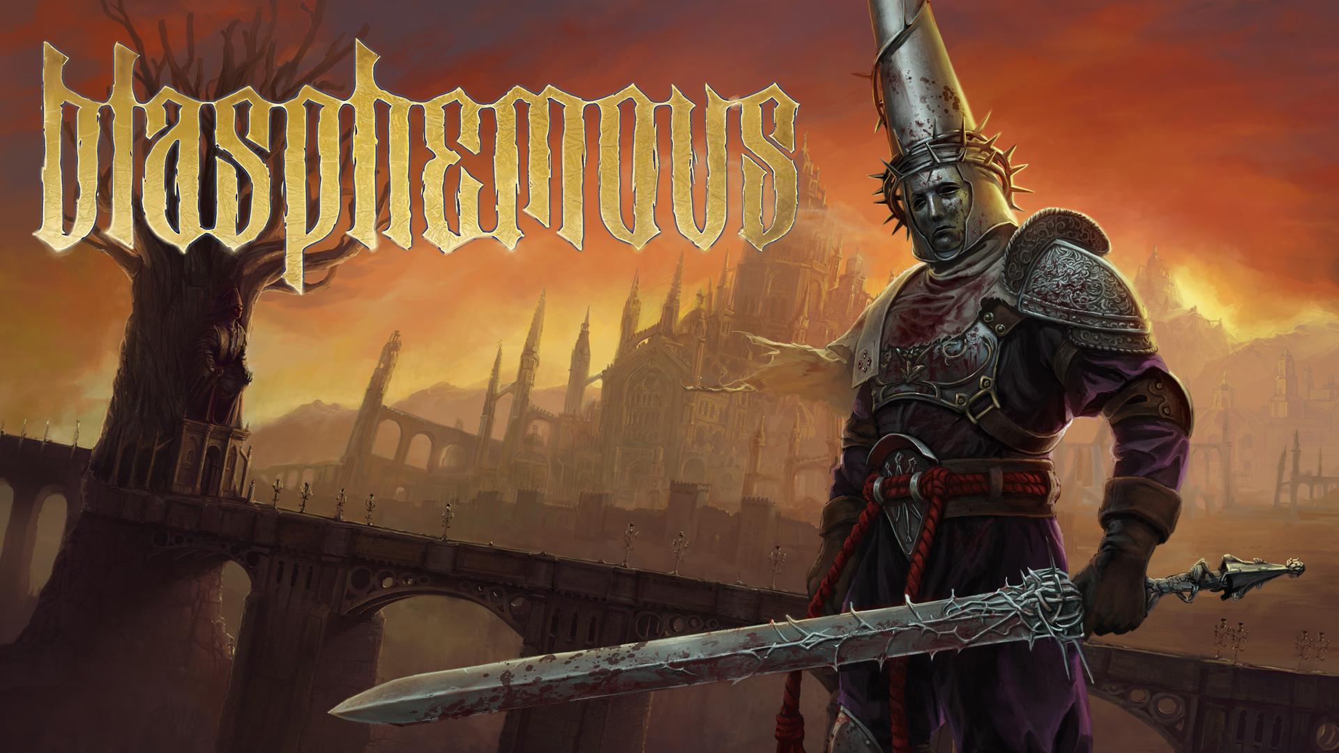 Introducing Blasphemous
