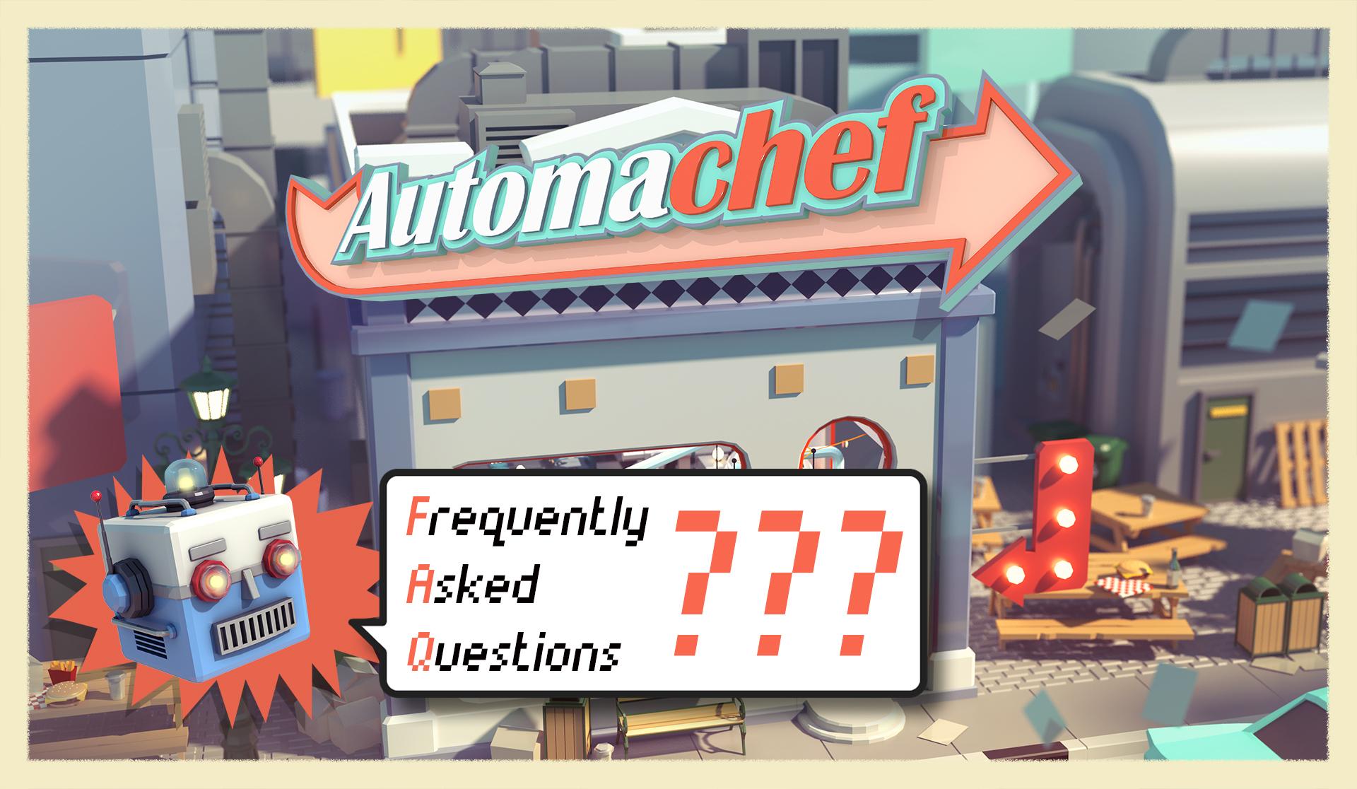 Automachef – FAQ