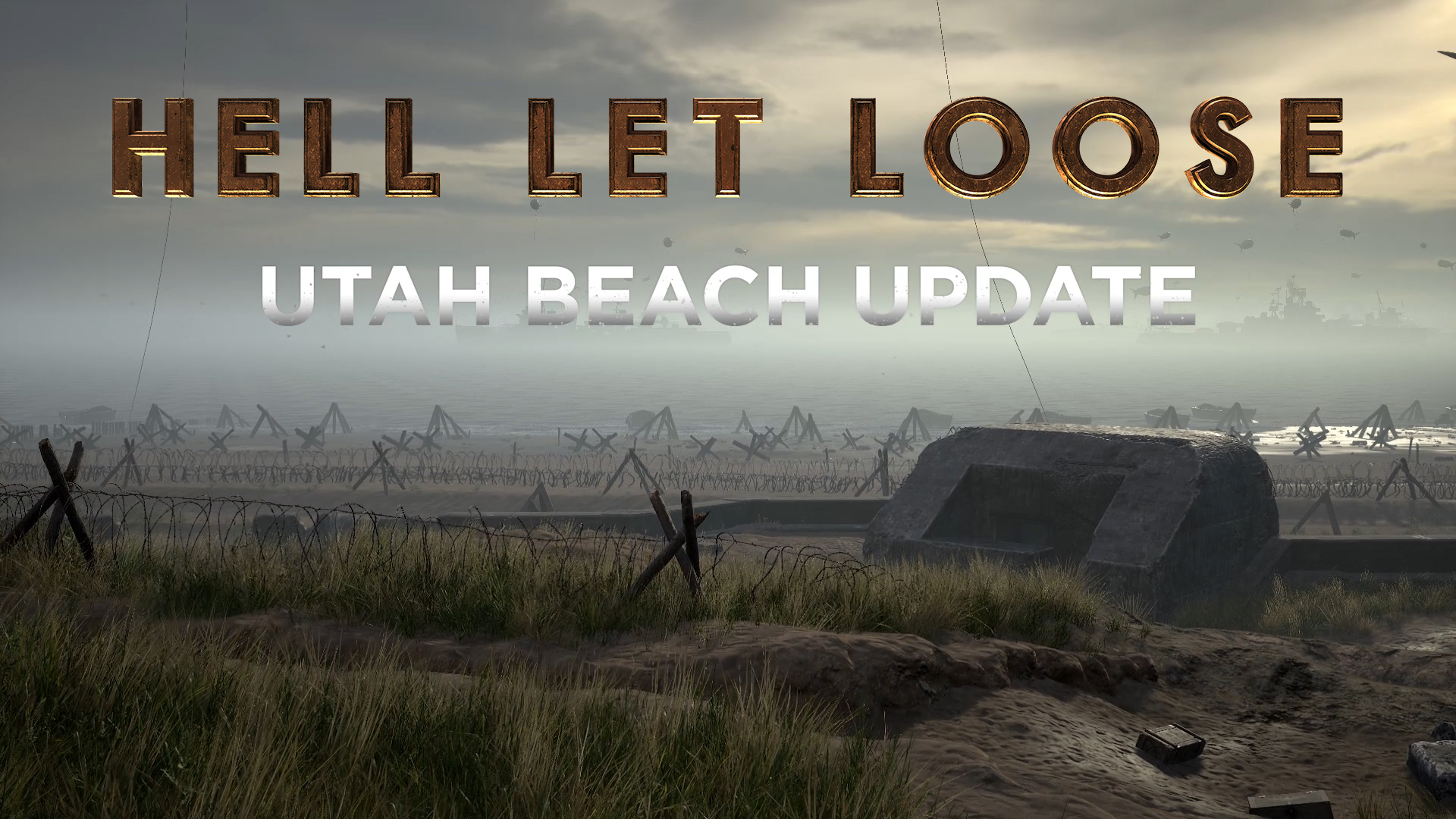 Hell Let Loose – New Map Update & Discount!