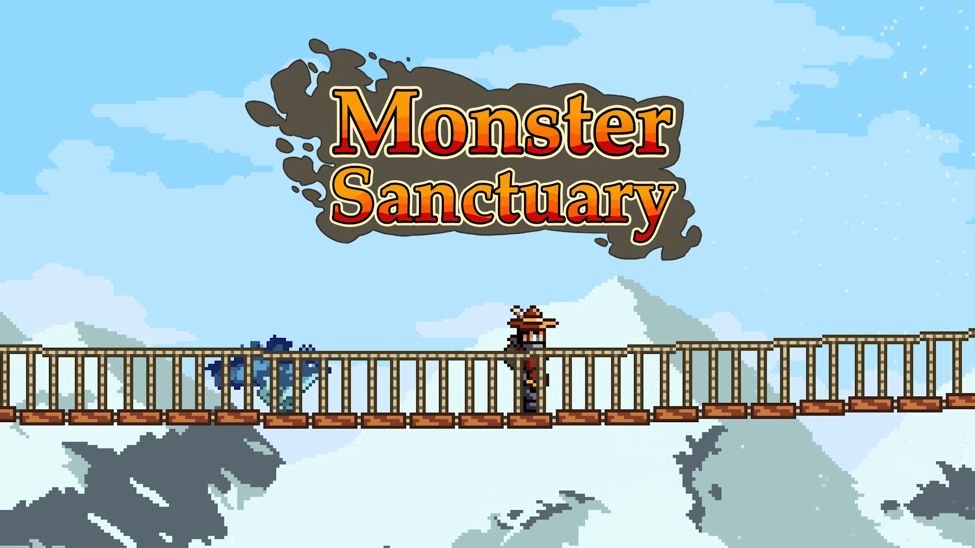 Monster Sanctuary – Steam Early Access Launch Date Announcement!