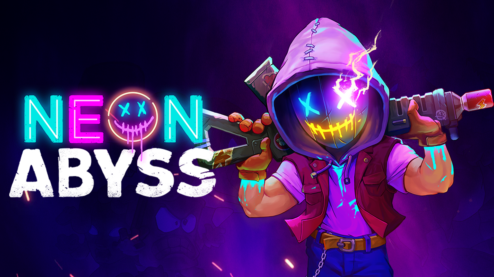 Neon Abyss Steam Demo Live Now!