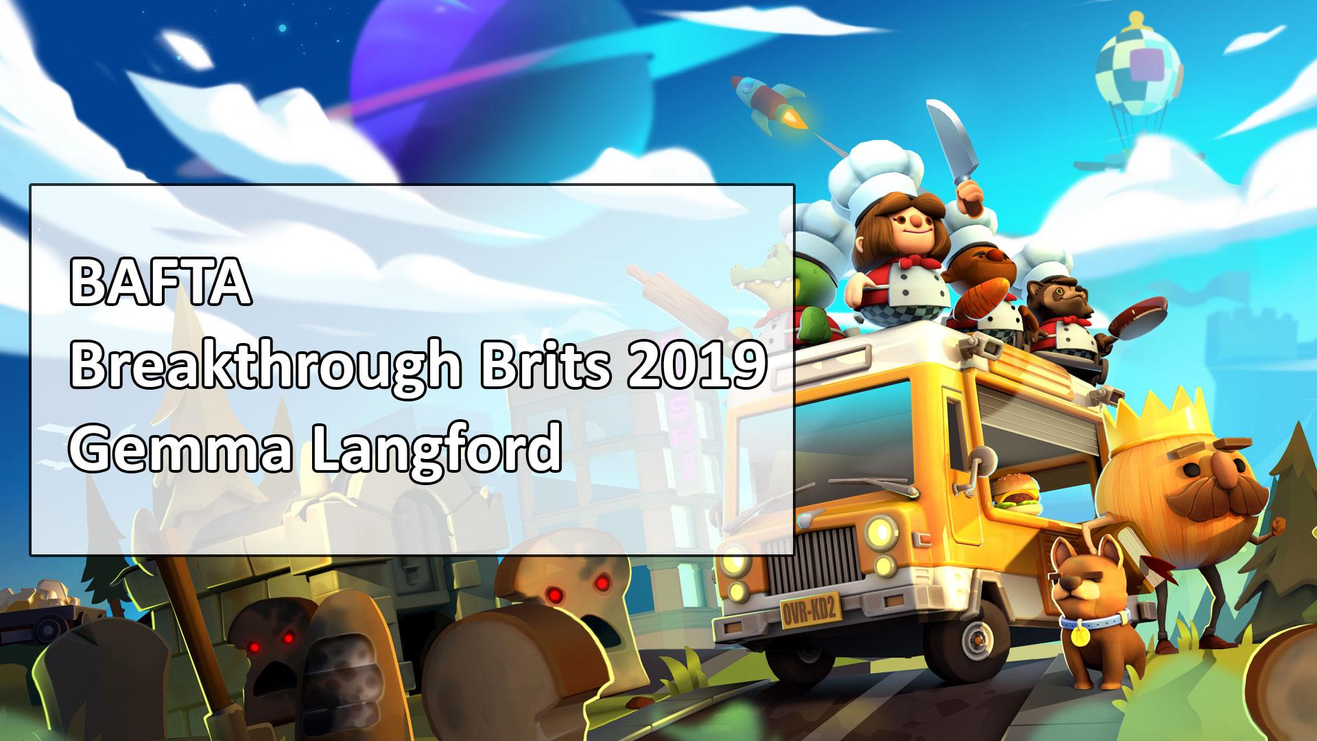 BAFTA Breakthrough Brits 2019 – Gemma Langford!