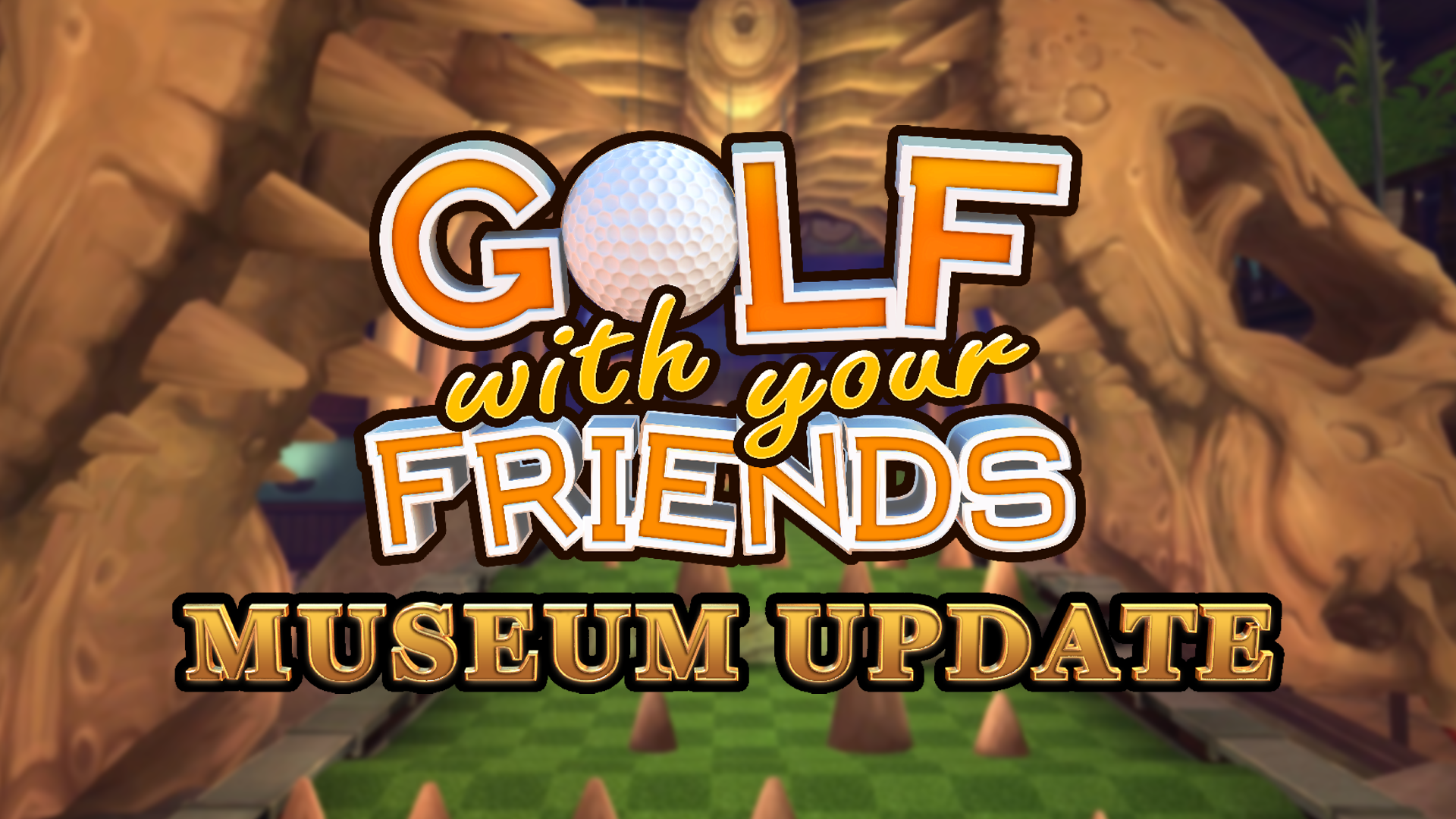 Golf With Your Friends – Museum Update Live Now!