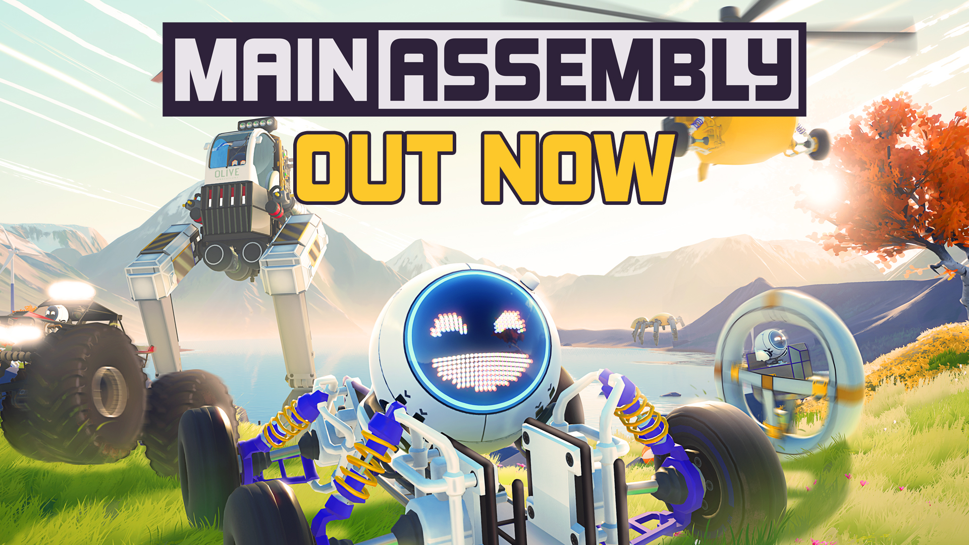 Main Assembly Is Now Available on Steam Early Access!