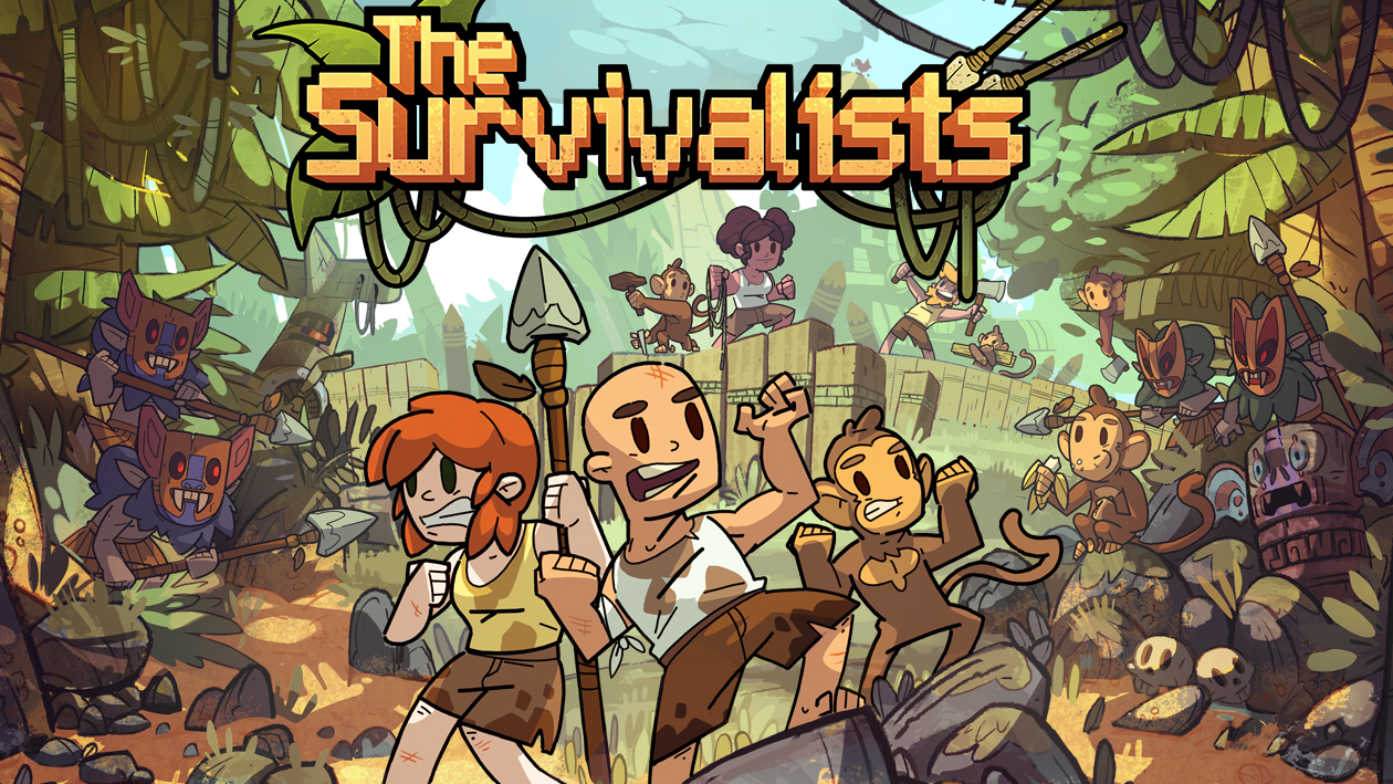 The Survivalists – Survival Diary  – Log 1