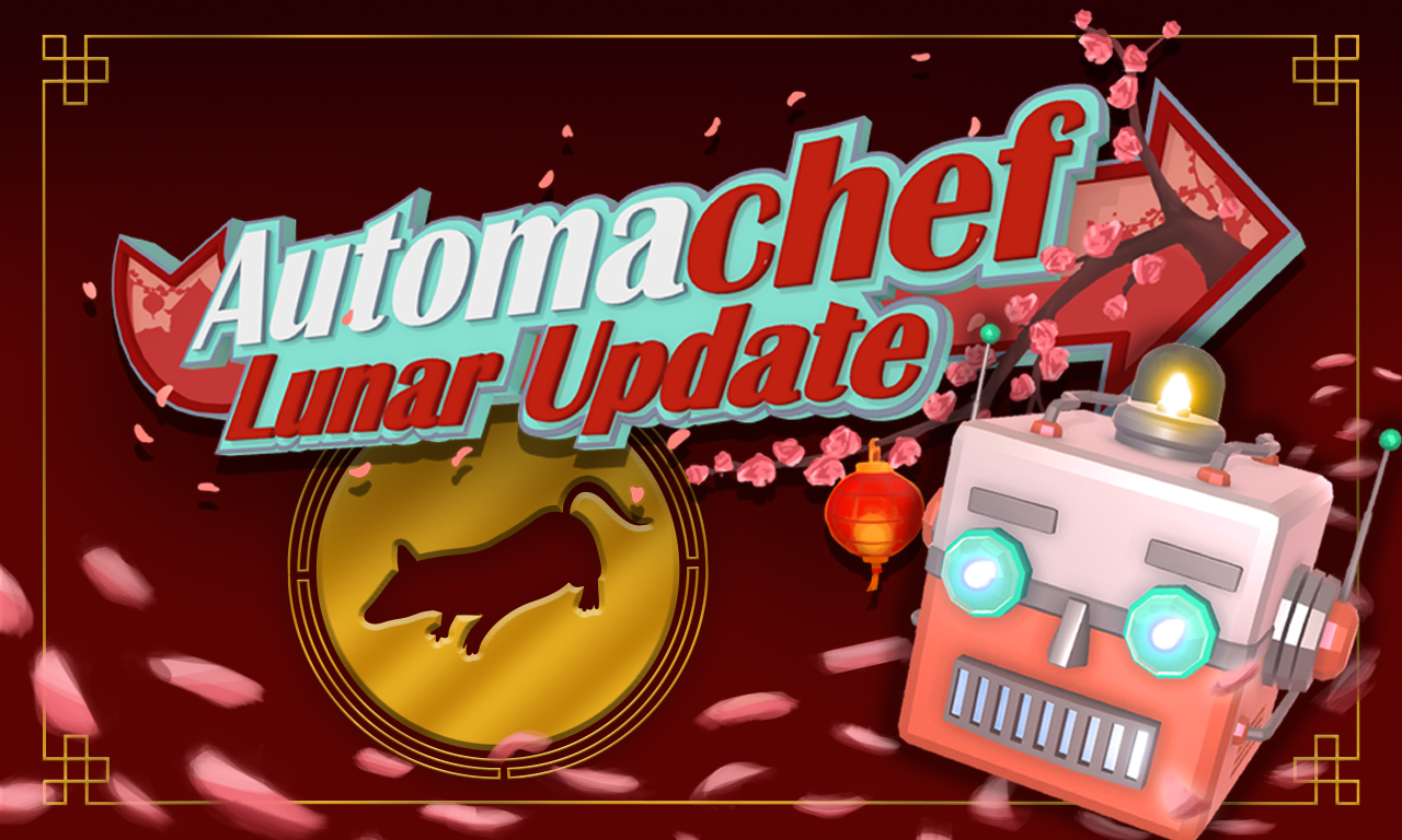 Automachef Lunar New Year Update Live Now!