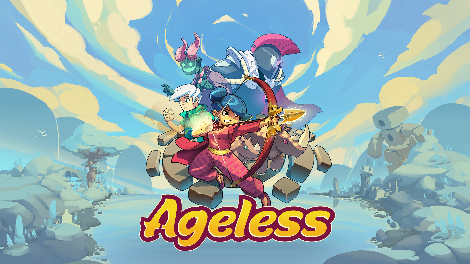 Introducing: Ageless