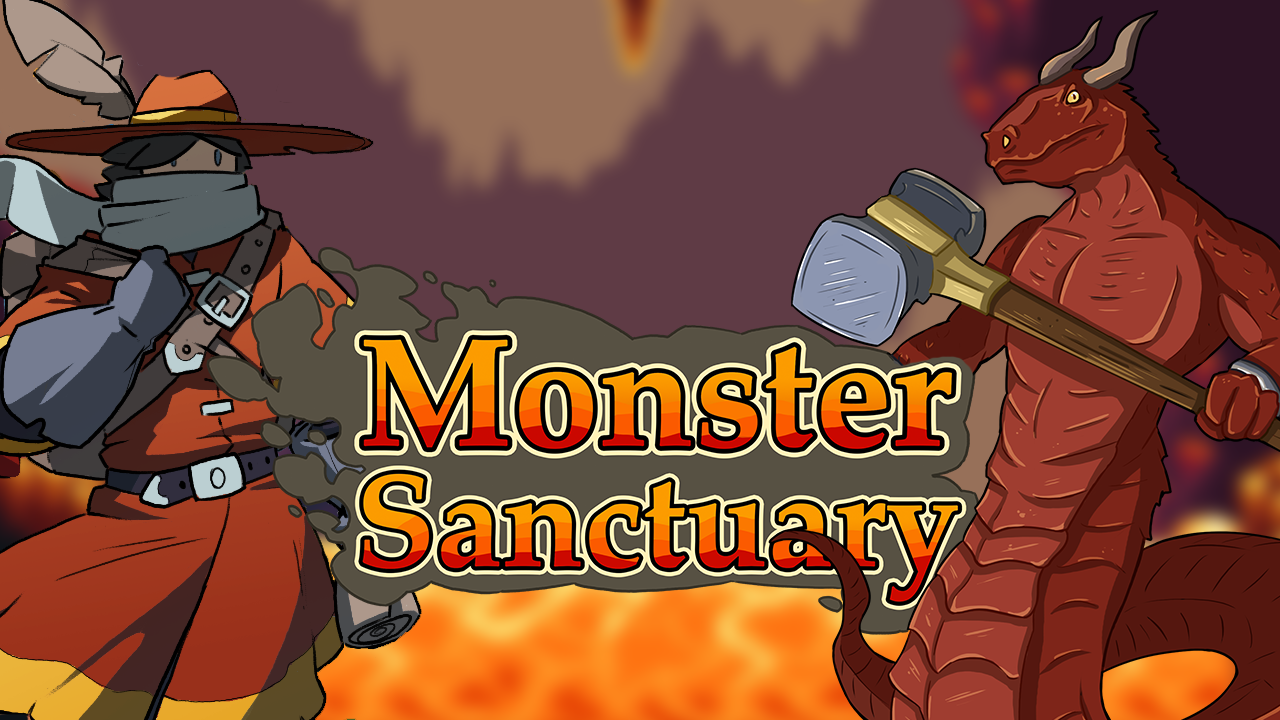 Monster Sanctuary Magma Chamber Update Live Now!