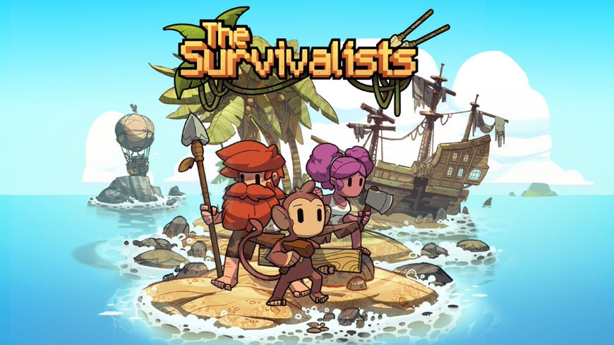 The Survivalists Online Beta Available on Steam Now!