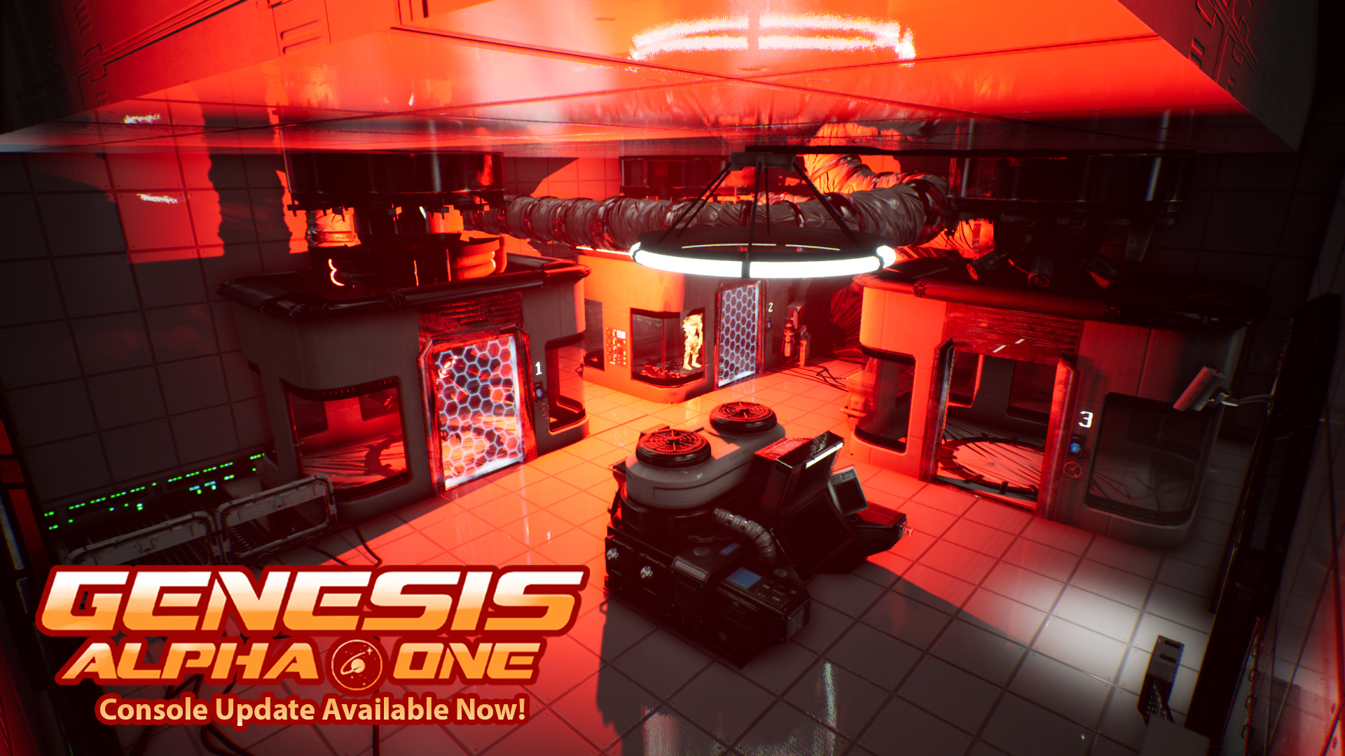 Genesis Alpha One – Console Update Out Now!
