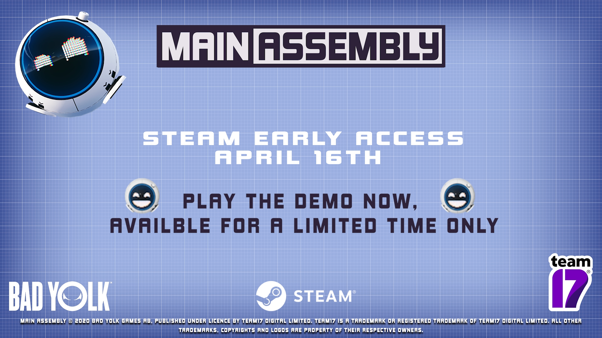 Main Assembly – Limited Time Open Beta!