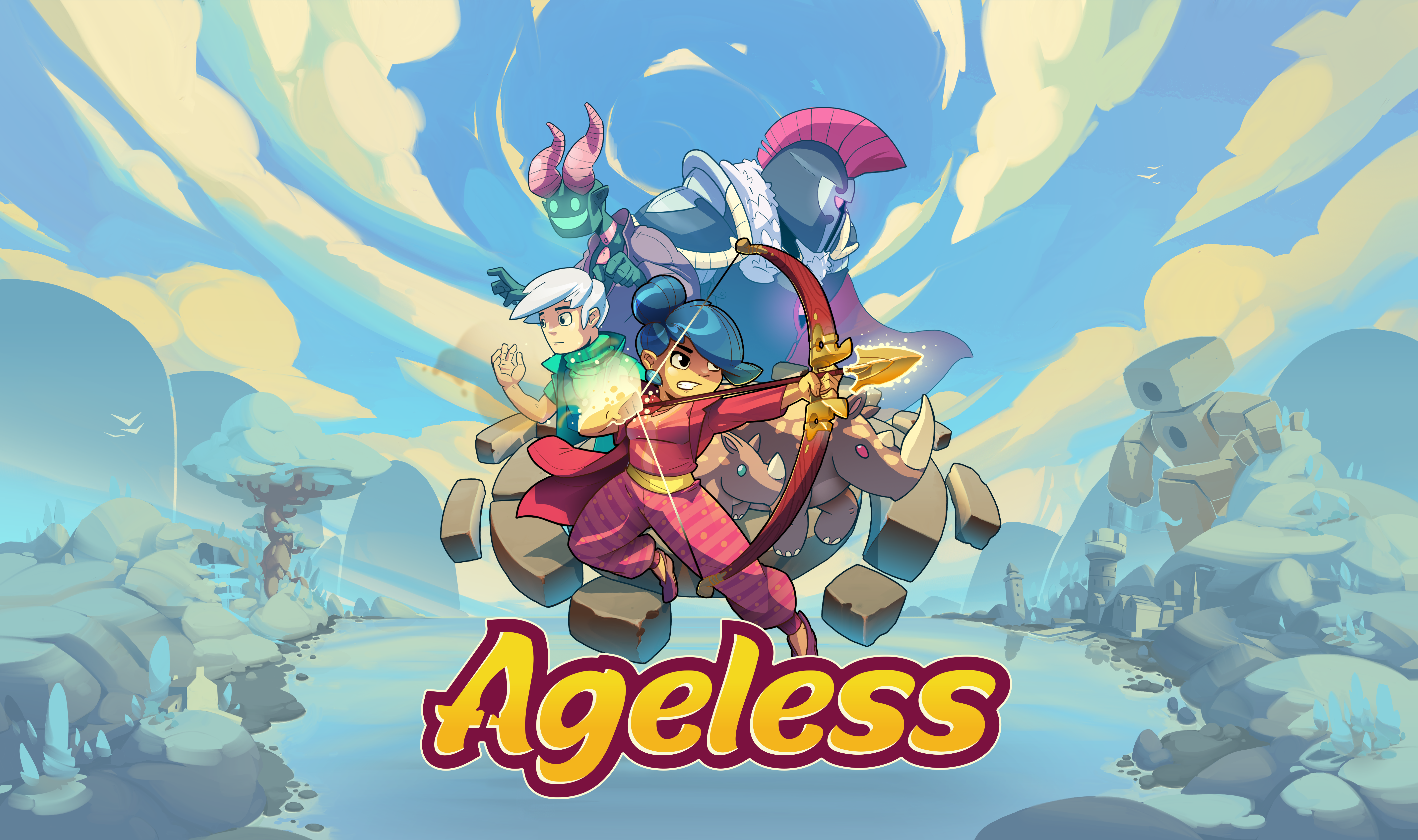 Ageless – New Platforming-Focused Trailer Out Now!