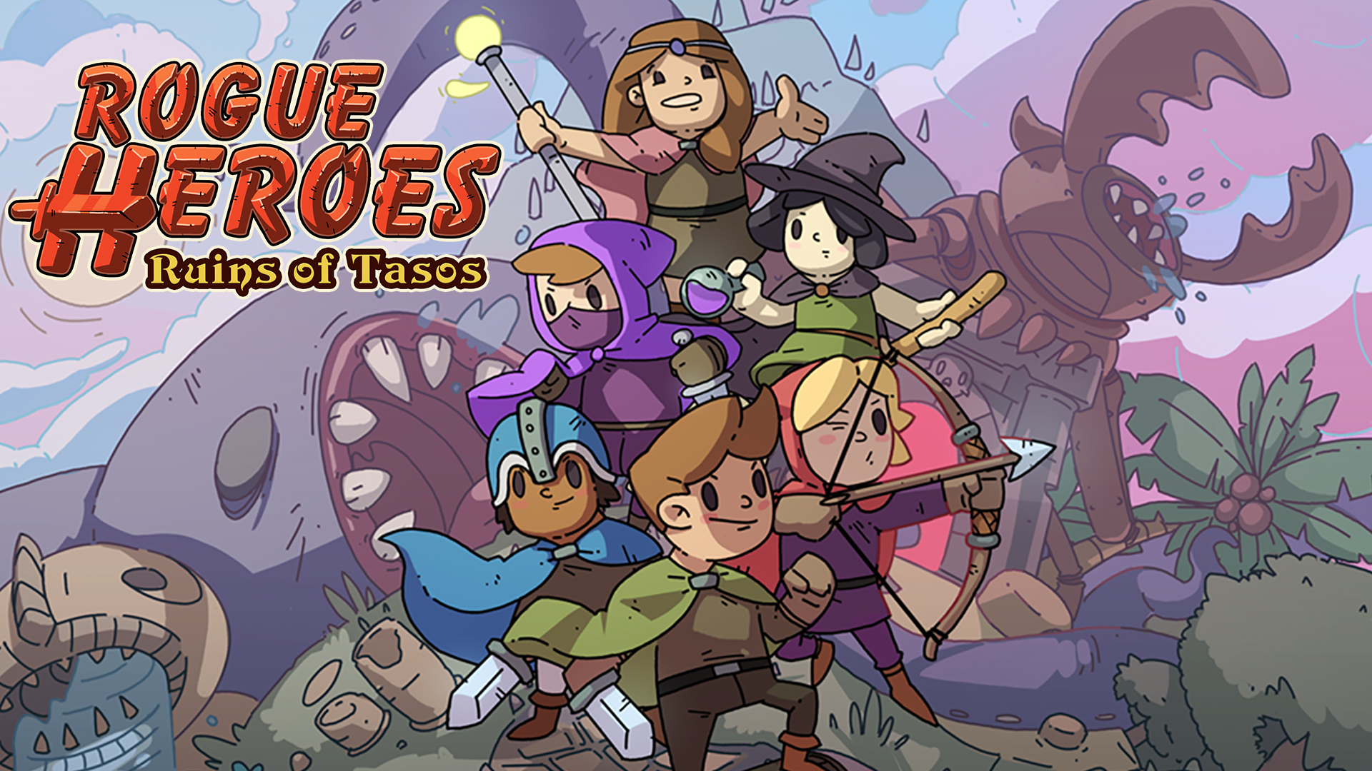 Rogue Heroes: Ruins of Tasos – Nintendo Switch Announcement!
