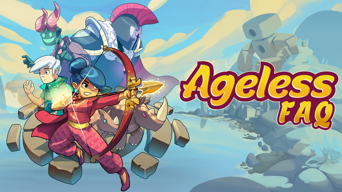 Ageless FAQ!