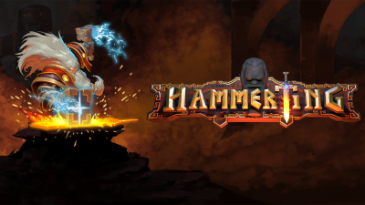 Hammerting Key Art