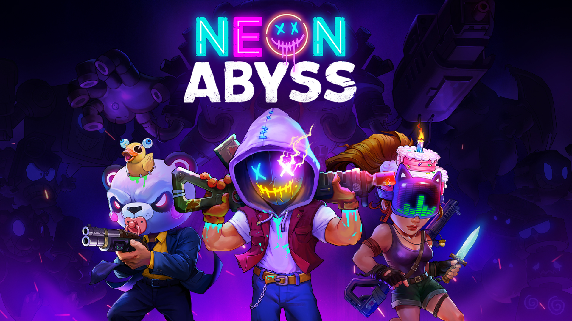 Neon Abyss Is Now Available!