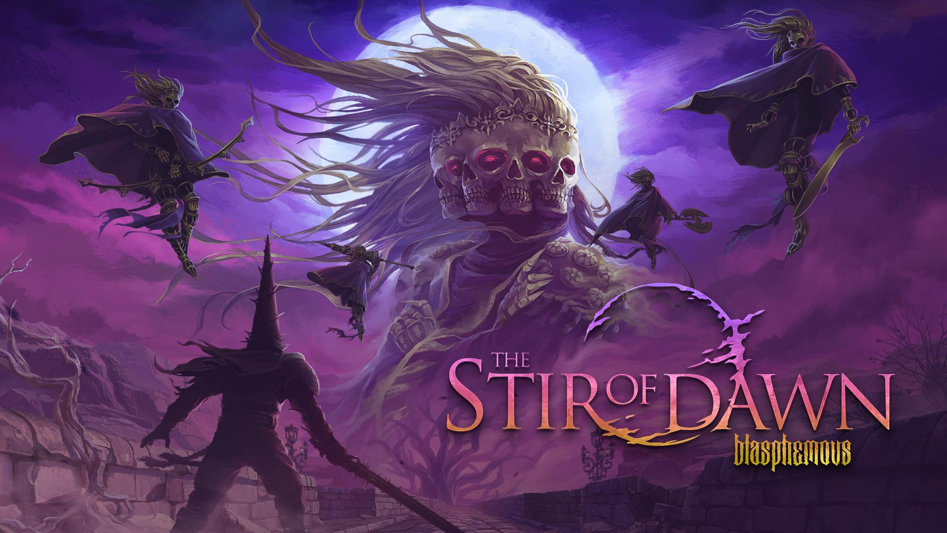 Blasphemous: Stir of Dawn – Free DLC Launching August 4th!
