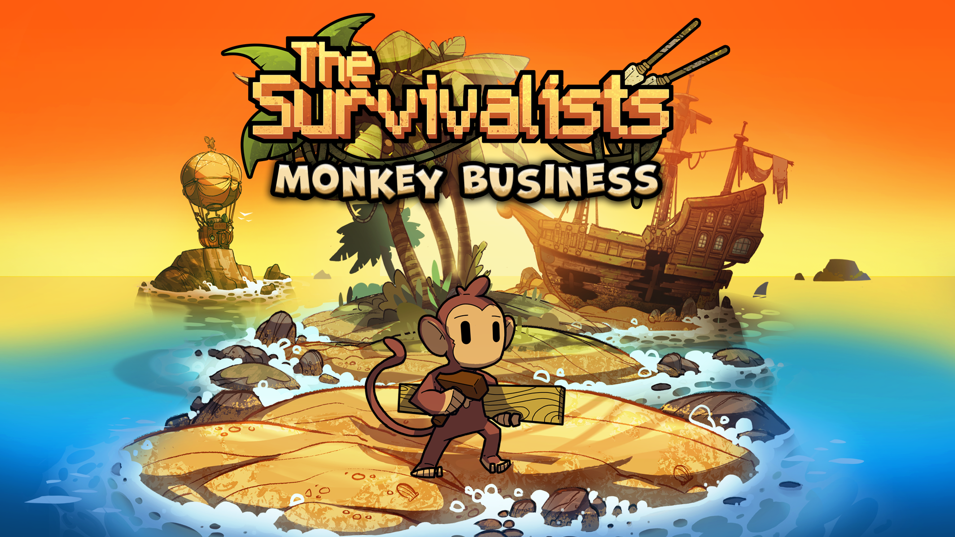 The Survivalists is Now Available to Pre-Order on Steam!