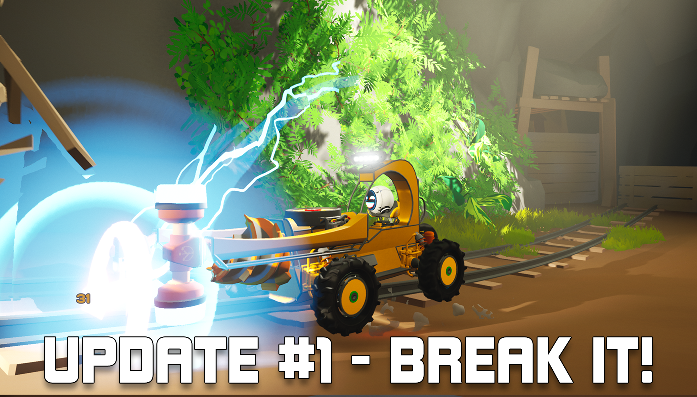 Main Assembly 'Break It' Update Live and New Developer Roadmap!