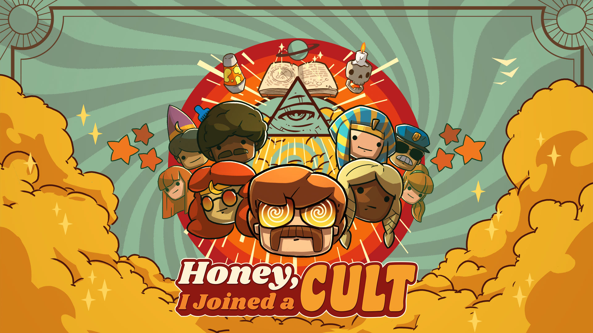 Honey, I Joined A Cult – Coming to Steam Early Access in 2021