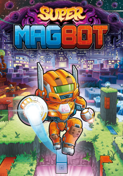Magbot Cover Image