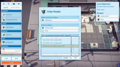 Order-Reader