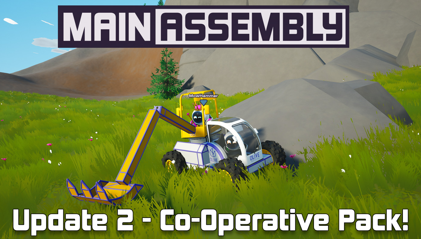 Main Assembly 'Co-Operative Pack' Update!