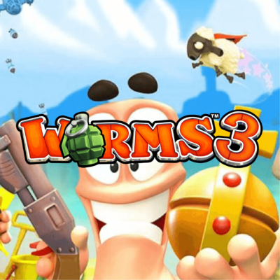 Worms 3 – Desktop Tile1