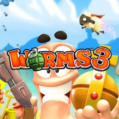 Worms 3 – Desktop Tile1