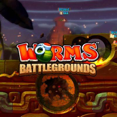 Worms Battleground Tile