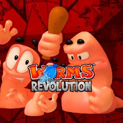 Worms Revolution Tile