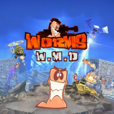 Worms WMD – Desktop Tile2