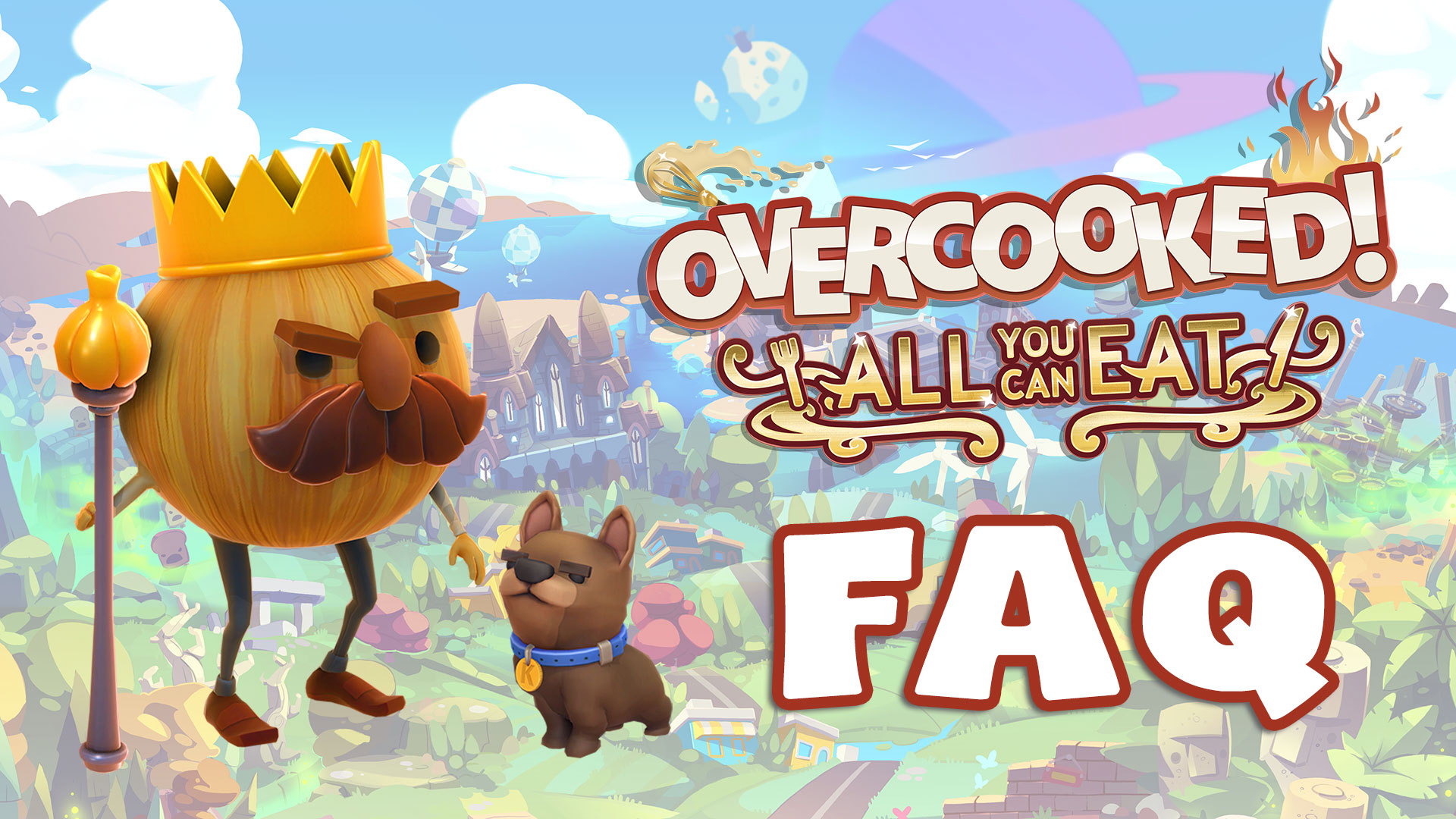Overcooked! All You Can Eat – FAQ