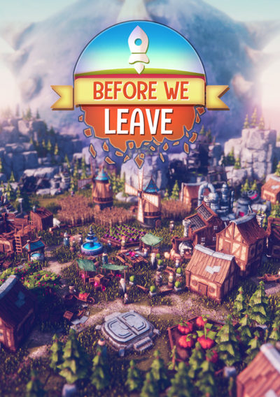 Before We Leave – Website Cover