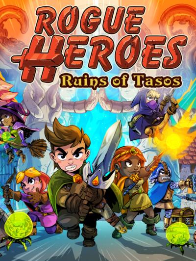 Rogue Heroes – Vertical 2