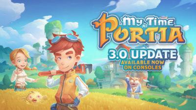 My Time at Portia 3.0 Social v2MTAP 3.0 – Social v2